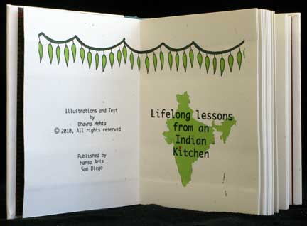 Lifelong  lessons Book page 1
